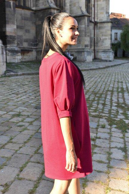 f345b6a8081e Dámske šaty Jolly Amarant
