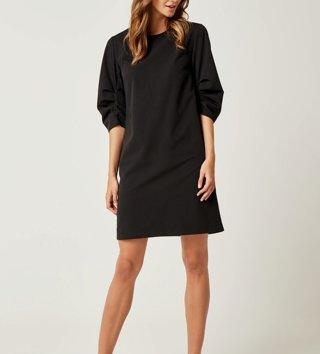 91f5f71545d6 Dámske šaty Laura - Čierne