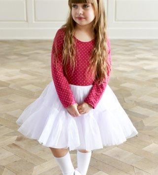 Dievčenské točivé šaty Melissa Sangria 6ed928ba2f0