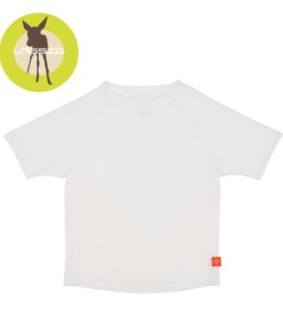 Plavky /  lassig-koszulka-t-shirt-do-plywania-white-uv-50-girl-3-lovel-sk-0