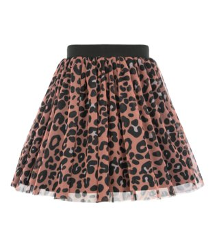 c475d70baf64 Dámska Tutu sukňa - Gepard - Ružová